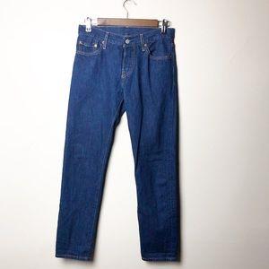 Levi Original Fit 501's Blue Denim Wash ✨